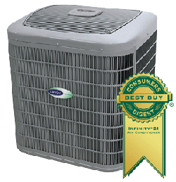 Infinity® SERIES Air Conditioners by Carrier